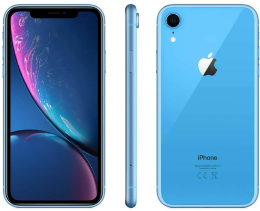 I Phone XR 128 GB Blue Apple
