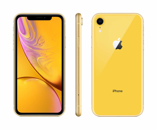 Picture of I Phone XR 64 GB Yellow Apple